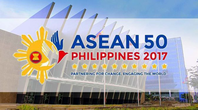 "ASEAN IN ITS GOLDEN ANNIVERSARY: ARE THERE ""GOLDEN"" OPPORTUNITIES?"