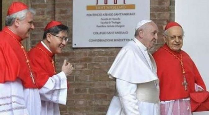 """Cardinal """"Chito"""" Tagle-The Poor Man's Guardian: Will he be the next to wear the Shoes of the Fisherman?"""