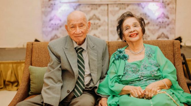 A Tribute to my Mother-in-law on her 91st Birthday
